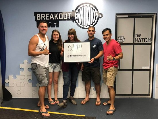 Breakout Waikiki Escape Rooms