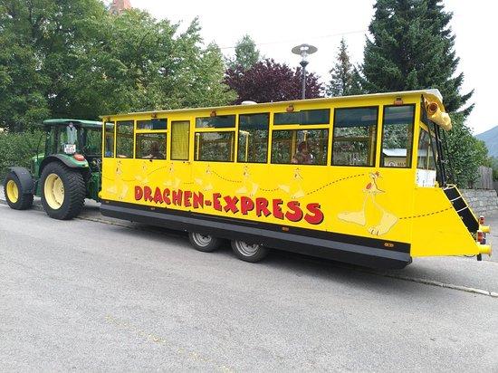 Trebesing, ออสเตรีย: Marchenwandermeile