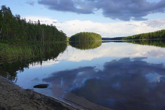Lieksa, ฟินแลนด์: Lake Neitijärvi