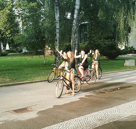 Free Bike Tour Ljubljana