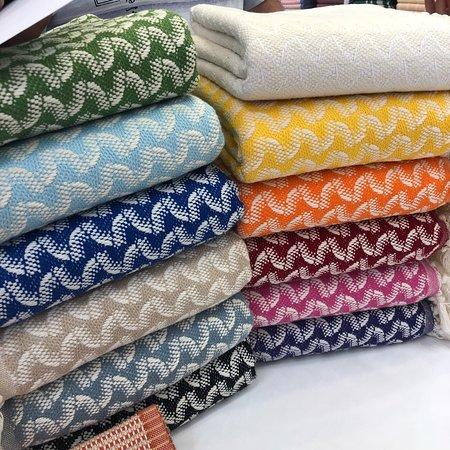 Jennifer's Hamam: High quality Turkish handwoven towel