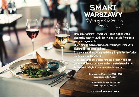Smaki Warszawy: Kiełbasa z sandacza