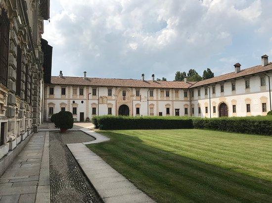 Interni Di Villa Certosa : Interni di villa certosa: certosa dei cavalieri. villa san martino