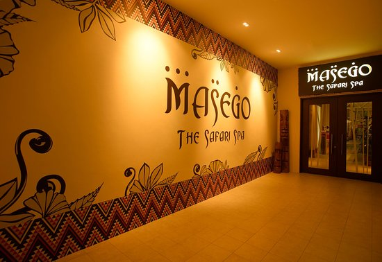 Masego The Safari Spa