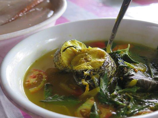 Ikan Gabus Kuah Kuning Picture Of Yougwa Restaurant Jayapura Tripadvisor