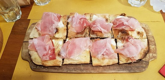 Prètto : Pinsa Romano! Highly recommend.