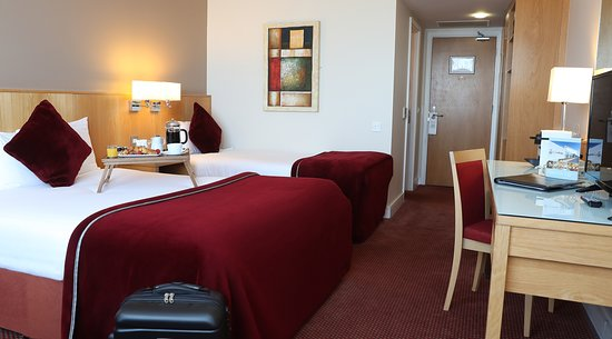 CityNorth Hotel & Conference Centre: Deluxe Room