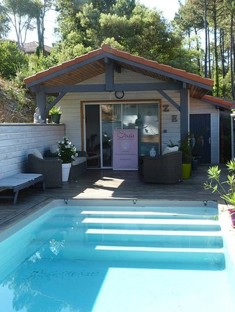 Messanges, França: Obaïa Relaxation Landes Aquitaine