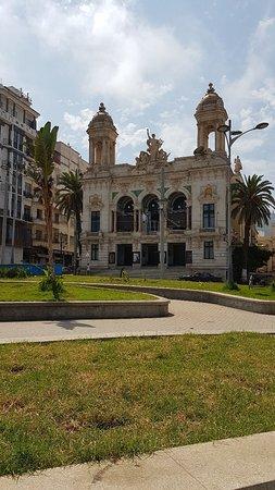 C'est le centre d'Oran
