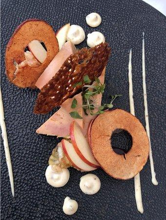 Heusden, The Netherlands: My favourite dish ever ... foie gras.