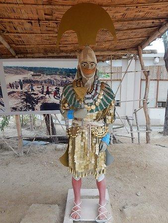 Sipan, Peru: Huaca Rajada