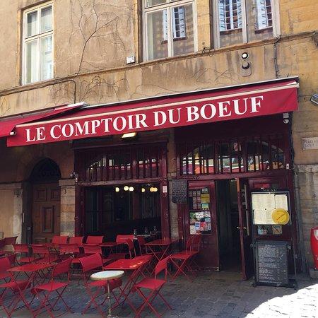 Restaurant Le Comptoir Du Boeuf Lyon
