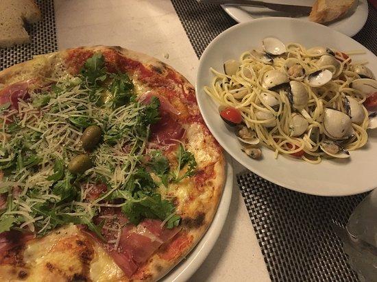Padrino: Pizza y Pasta