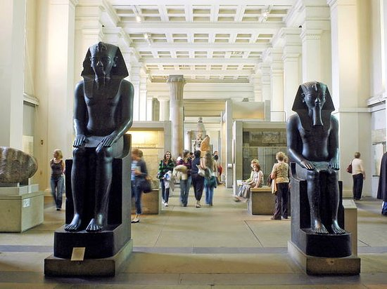 Stunning Egyptian Collection at the British Museum - Picture of ...