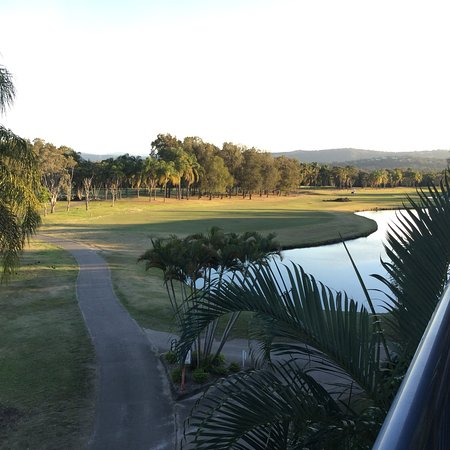 Relaxing stopover on my way to northern Queensland