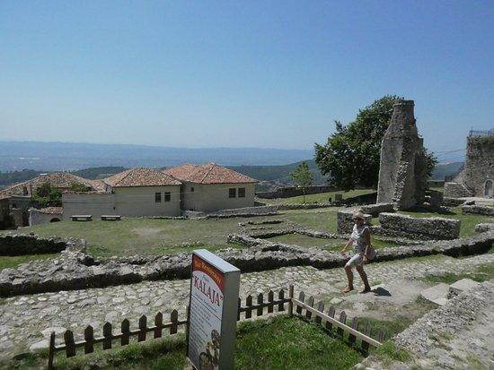 Kruja Castle: Il bel panorama