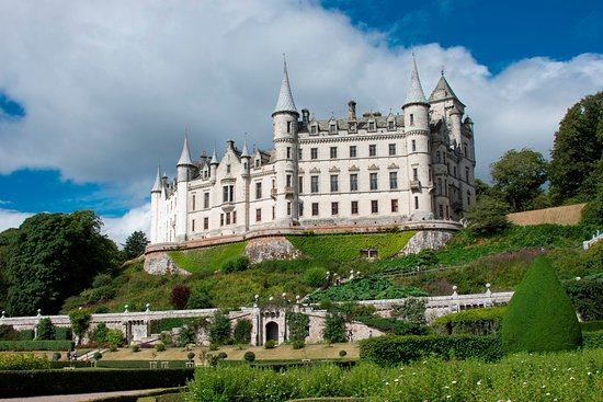 Dunrobin Castle and Gardens