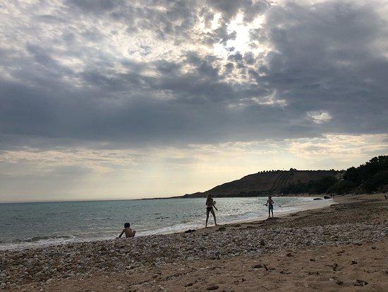 Spiaggia Lumia