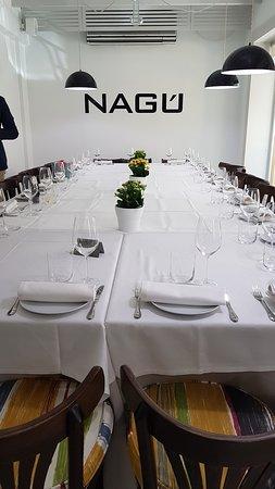 Comidas y cenas de empresa en Nagú