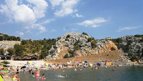 Karlobag, Croacia: Part
