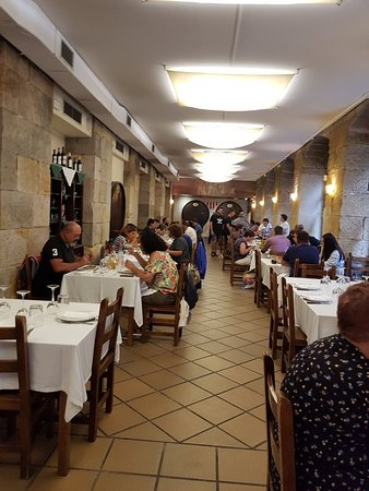 Markina-Xemein, Spania: Restaurante Arrigaga Pitis