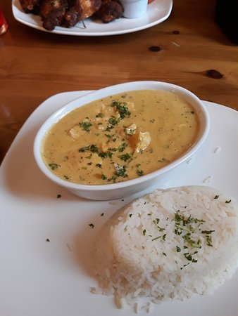 Harty's Bar & Restaurant: Delicious Korma