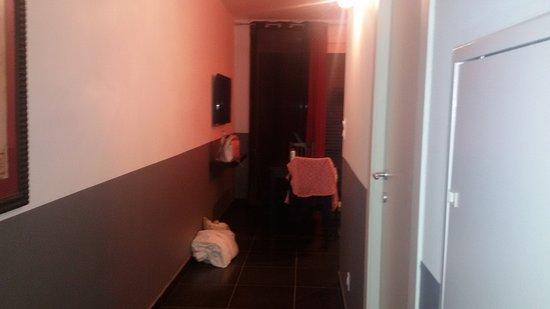 Santa Lucia di Moriani, Francia: Couloir