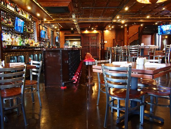 Winfield, KS: Beautiful bar