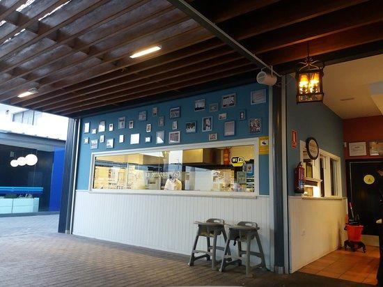 Playa Honda, Spania: cuisine