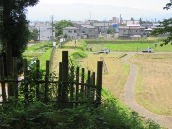 Kemmotsubori: 東城砦より
