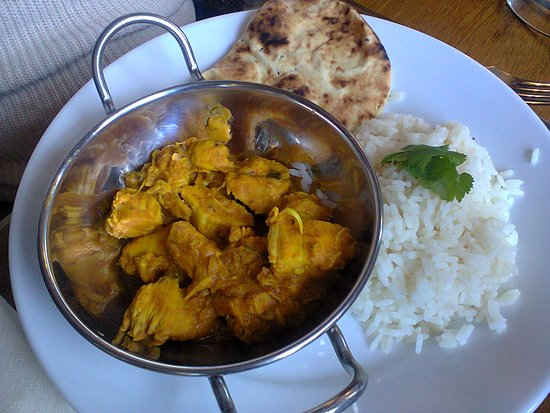 Punjabi Chicken Curry Picture Of The Royal Oak Studley