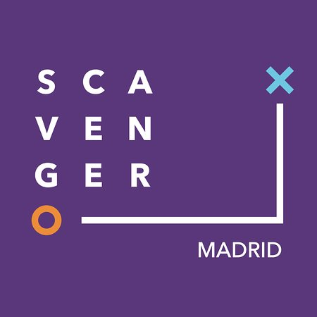 Scavenger Escape Madrid