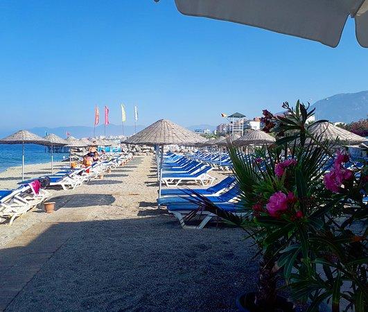 Kargicak, Türkei: Пляж