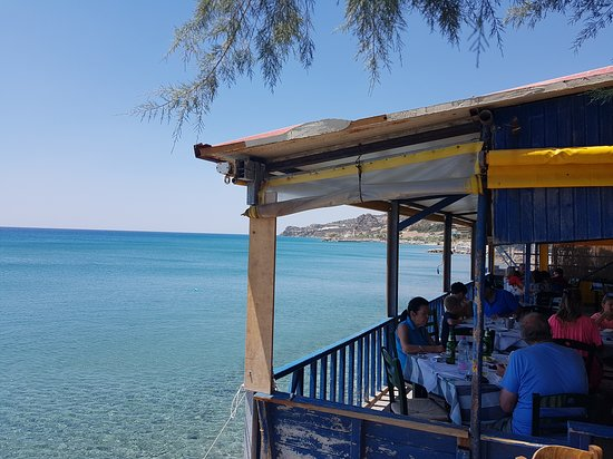 Keratokampos, Grecia: mooi terras