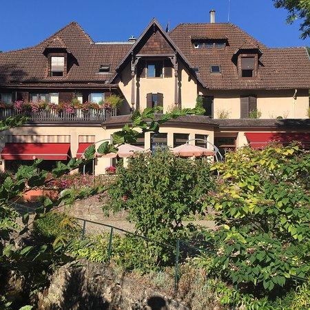Photo2 Jpg Picture Of Le St Barnabe Hotel Spa Buhl Tripadvisor