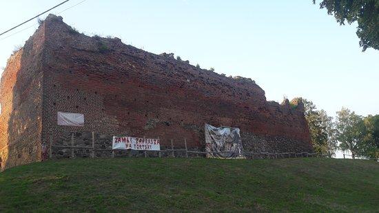 Czaplinek, Polen: Drawsko Stare - Zamek Drahim - jest super