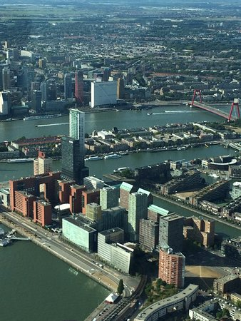 Lion Air: Rotterdam - Kop van Zuid