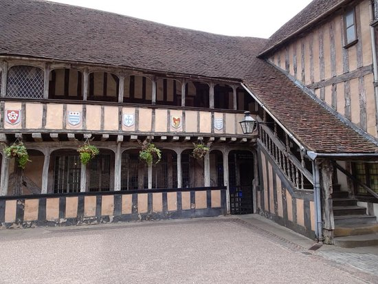 Lord Leycester Hospital: Circa 1300 and still standing