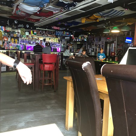 Crazy Scots Bar