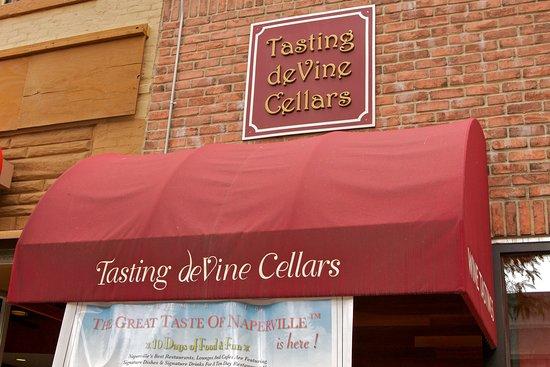 Tasting Devine Cellars