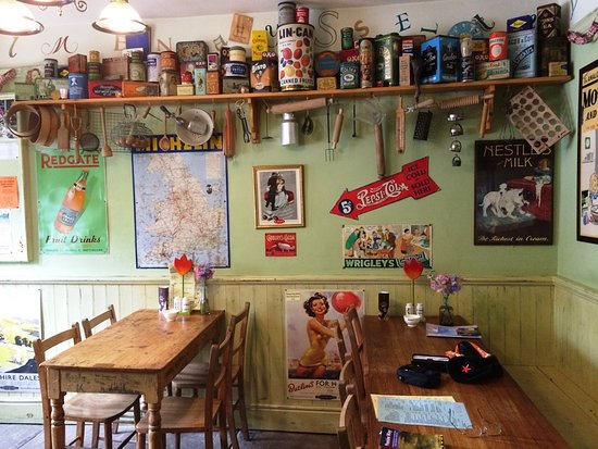 Gargrave, UK: The Dalesman Cafe