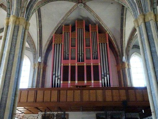 Laufen, Jerman: Orgel
