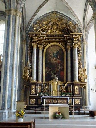 Laufen, Jerman: Altarraum