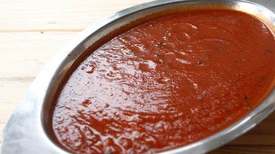 Montverde, FL: homemade sauce