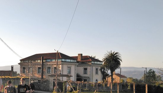 Vedra, Ισπανία: Vista general del Pazo