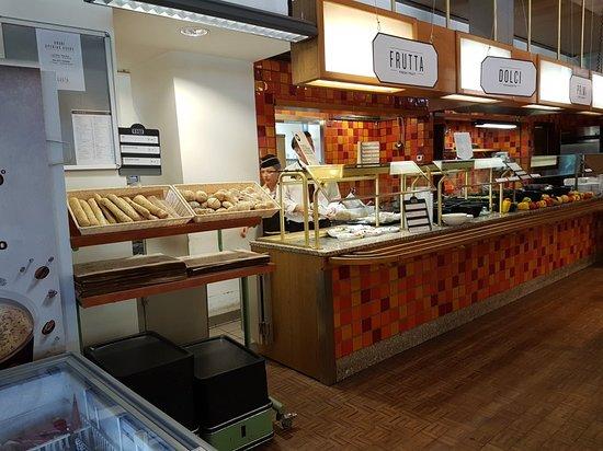 Teglio Veneto, Italy: Chef Express
