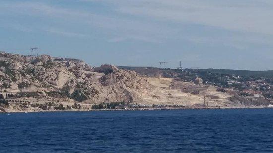 Brunch Calanques Day Cruise: Parte de las Calanques