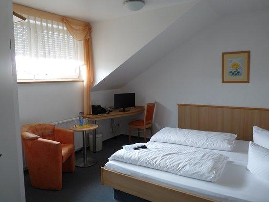 Hassmersheim, Germany: Chambre
