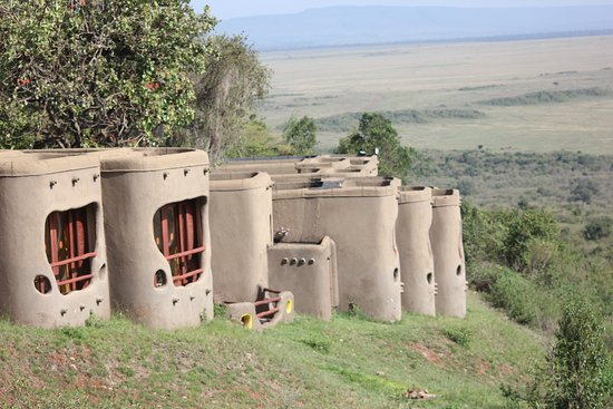 Mara Serena Safari Lodge: Cottages