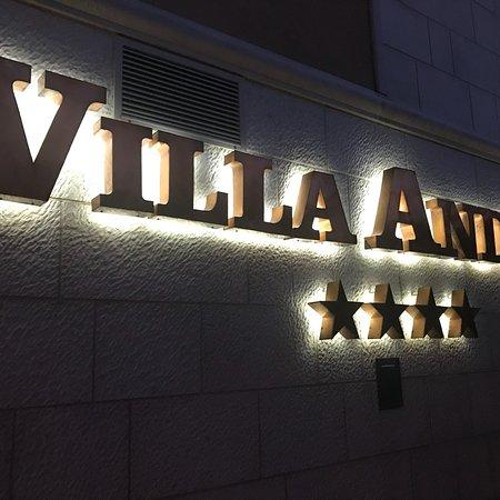 Villa Andrea: Beautiful hotel in the beach
